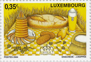 Foods from Luxembourg
